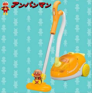 おもちゃ掃除機,アンパンマン