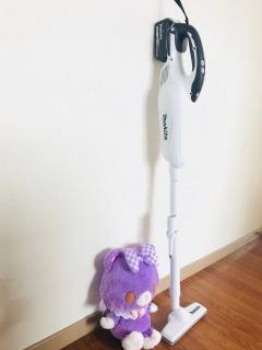 マキタのコードレス掃除機,子供用