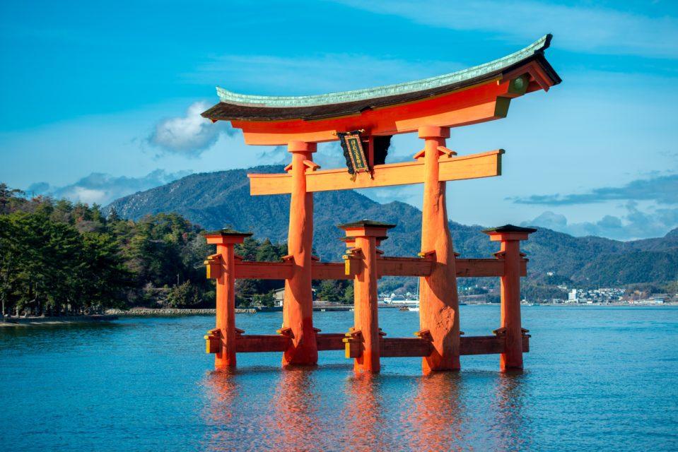 宮島,子連れ,厳島神社