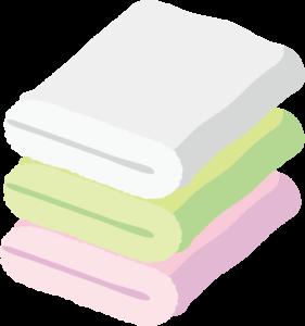 洗面所,タオル,湿気,カビ