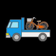 au,自転車,ロードサービス