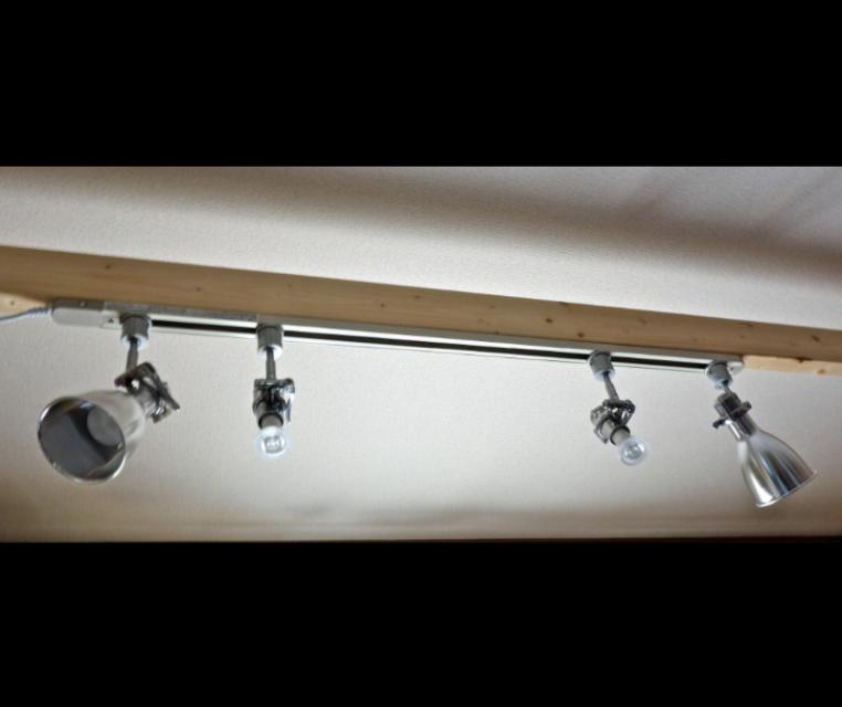 ラブリコ2×4,天井