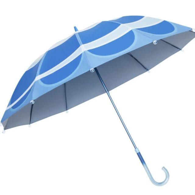 sky グッズ 光海月の雨傘