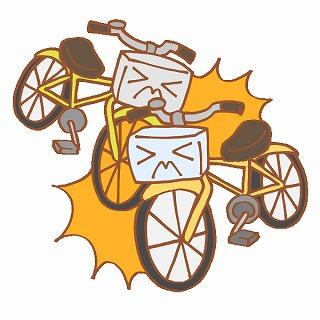 自転車同士の事故,ひき逃げ