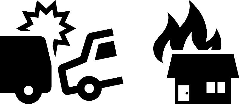 自動車保険,火災保険