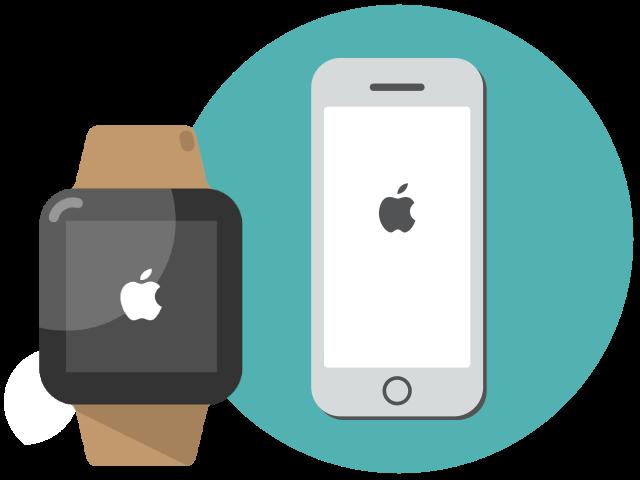 アップルウォッチ,iPhoneを鳴らす,距離